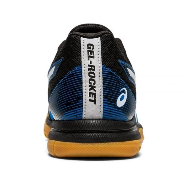Кросівки чоловічі ОРИГІНАЛ для настільного тенісу Asics Gel-Rocket 9 1071A030-002
