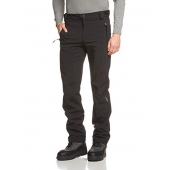 брюки мужские утепленные CMP Men's Trousers Men Softshell Hose Nero 3A01487N-U901