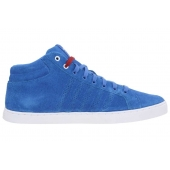 K-SWISS ADCOURT 72 03019453 SUEDE BRILLIANT BLUE TRAINERS SHOES