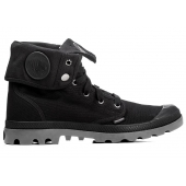 Palladium BAGGY Laceup Boots 02353-097 Black