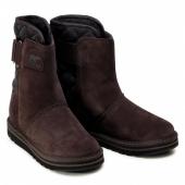 жіноче зимове взуття SOREL NL2068 Blackened Brown/Marron Noirci 205