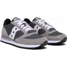 Кросівки чоловічі Saucony Jazz Original 2044-553S 46 (11.5) 29.5 см Dark Grey/White