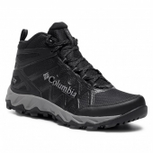 Trekker Boots COLUMBIA  ОРИГИНАЛ Peakfreak X2 Mid Outdry BM0828--12 Black/Dark