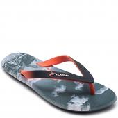 Мужские вьетнамки пляж Rider R1 Energy 10719-24097 grey/orange