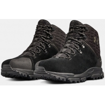 Ботинки мужские  Under Armour UA Brower Mid WP Black / Black / Charcoal 3020759-001